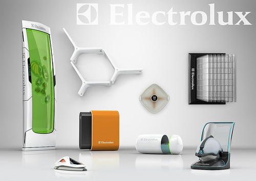 Electrolux Design Lab – glimpse of the future for Urban Man