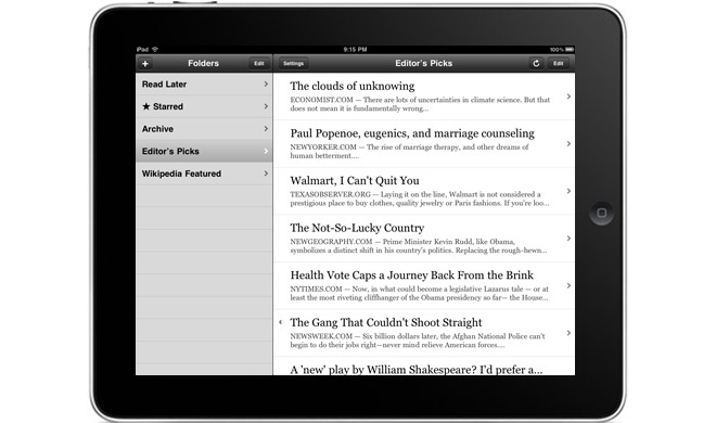 Instapaper – clip Web pages and take them anywhere [REVIEW]