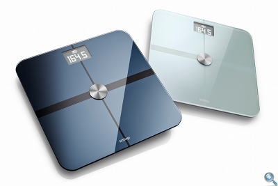 Withings WiFi body scale with iPhone App – track your weight from anywhere
