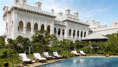 Taj Falaknuma Palace – Hyderabad, India