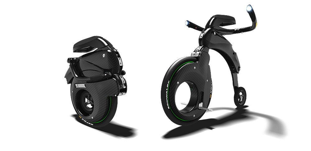 Yike Bike – Electric Folding Bicycle