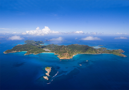 Saint Barthelemy Island - aka St Barths