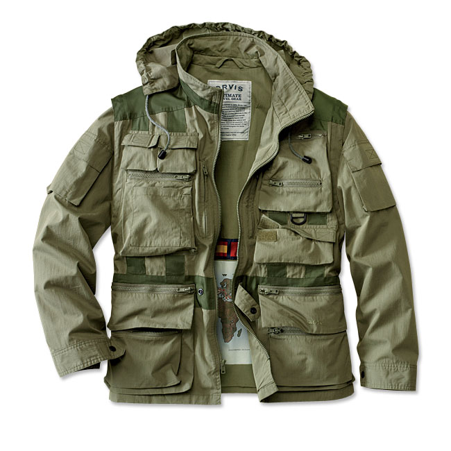 Orvis Ultimate Travel Jacket – Pocketastic Travel Wear Clothing