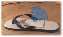 WiFi Thong? Whatever Next