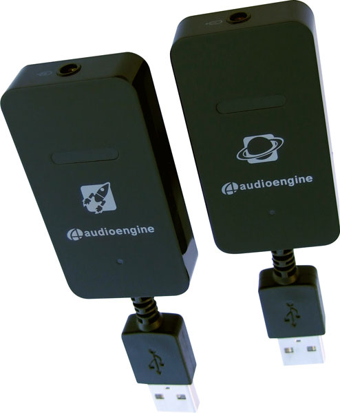 Wireless Stereo Sound System from AudioEngine – an alternative to Airplay