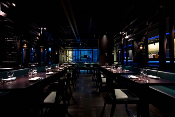 Hakkasan – Mayfair, London