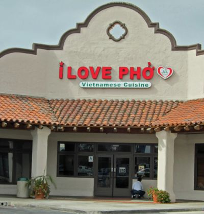 I Love Pho – Carlsbad, USA