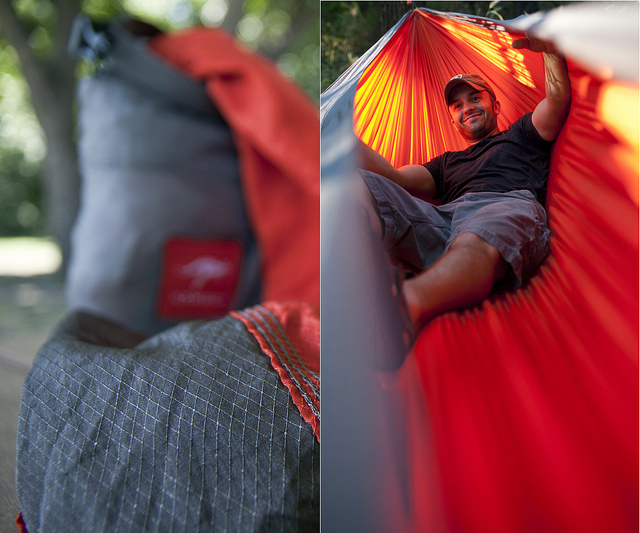 Go Hang Yourself – The Kammok Hammock