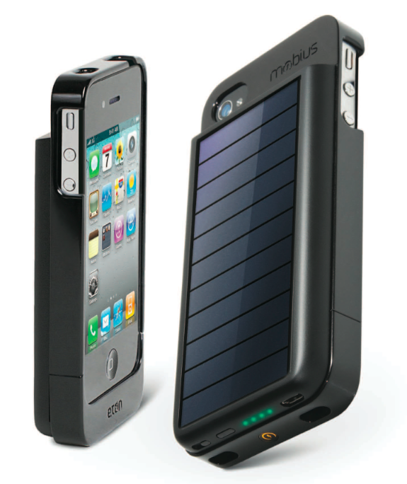 iPhone Solar Charger – Eton Mobius NSP300B