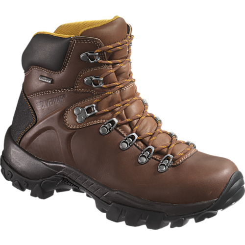 Wolverine Fulcrum Hiking Boot puts a spring in your step