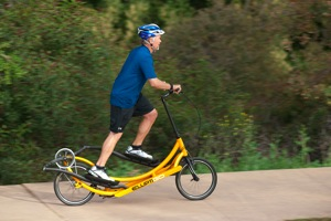 Elliptical Bicycles – Take you gym on the road