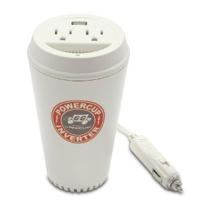 AC Outlets from Car Cigarette Lighter – PowerLine PowerCup