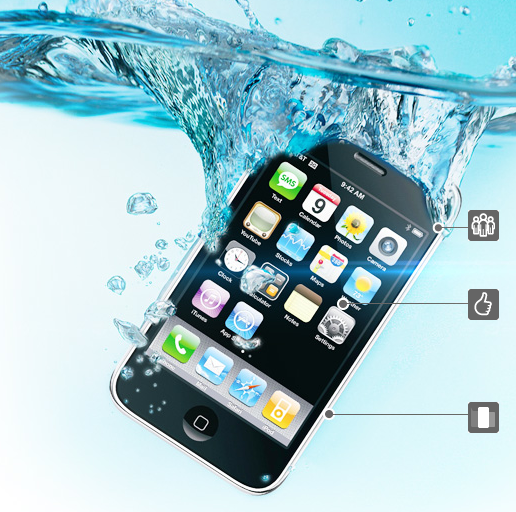 Waterproof your phone with Liquipel nanotechnology