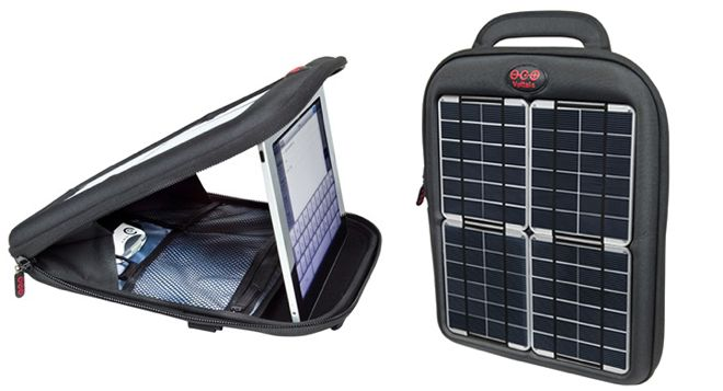 Solar Recharger Case for iPad/Tablet – Voltaic Spark
