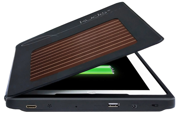 Kudocase Solar iPad Case – Mixed Reviews