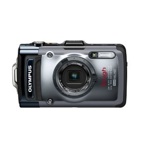 Waterproof, Shockproof, Freezeproof Compact Camera – Olympus TG-1