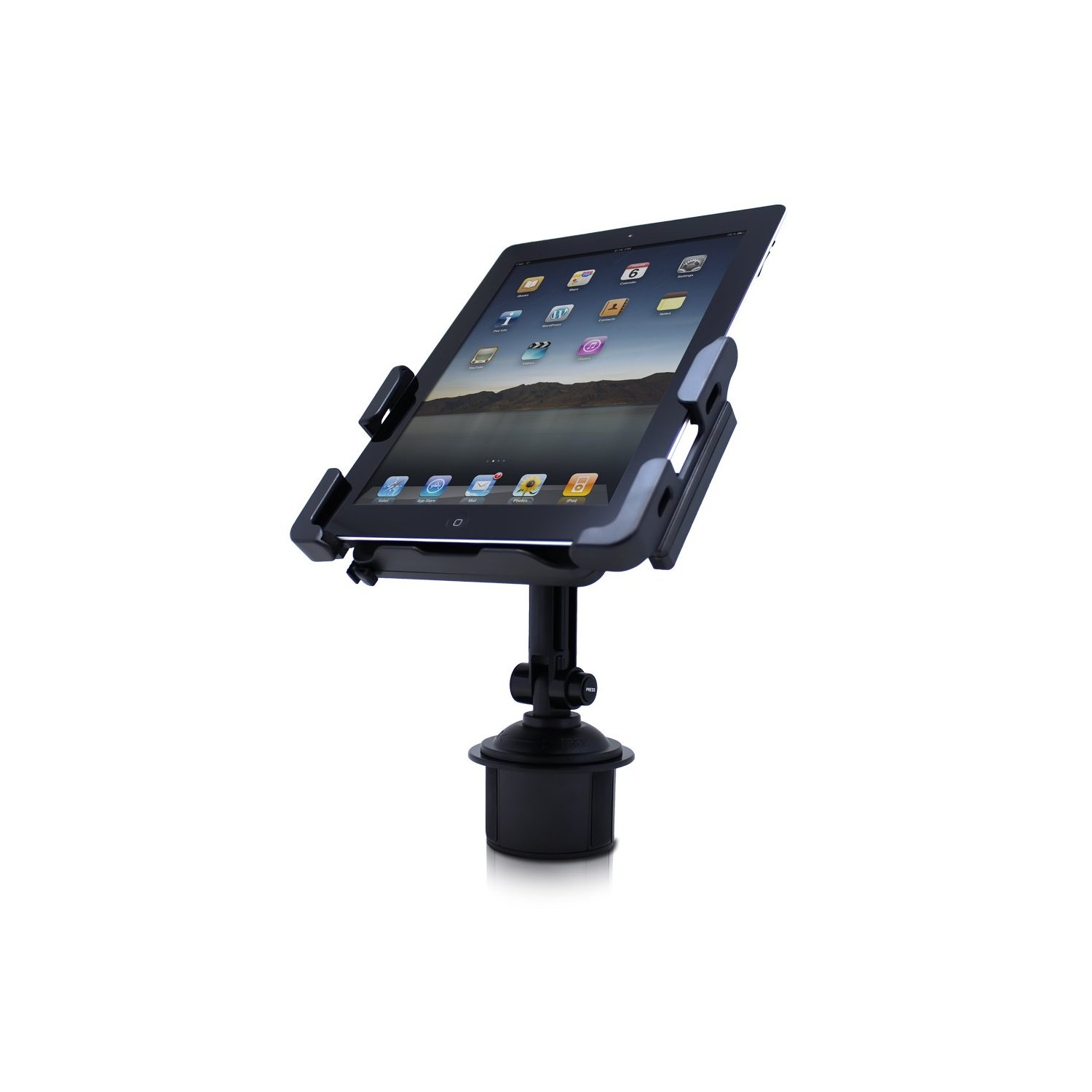 iPad & Tablet Car Cup Mounting Kit
