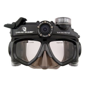 HD Video Scuba Mask