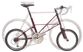 Moulton Bicycles – Small & Efficient