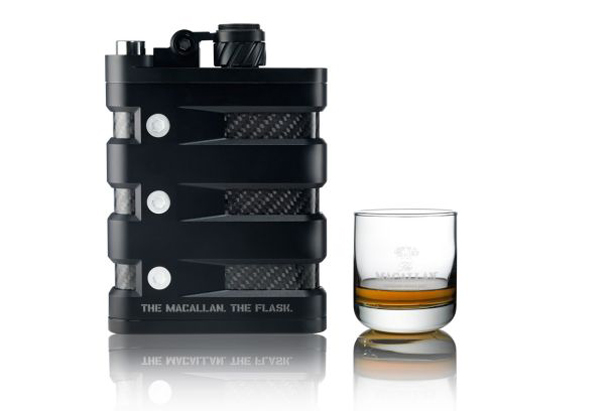A Good Flask for Armageddon – The Macallan