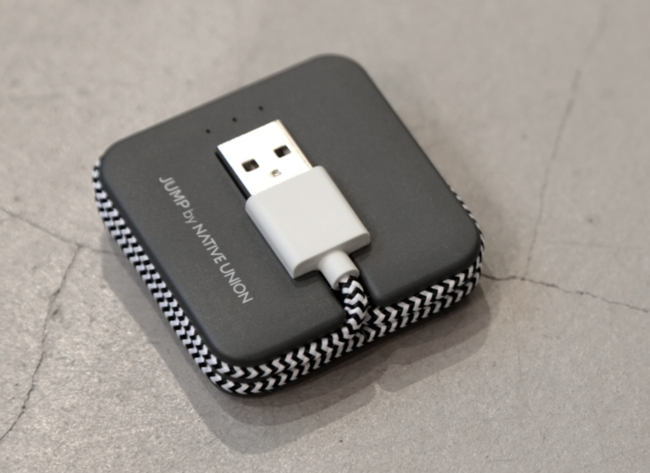 Jump Cable – USB/Thunderbolt Recharger [REVIEW]