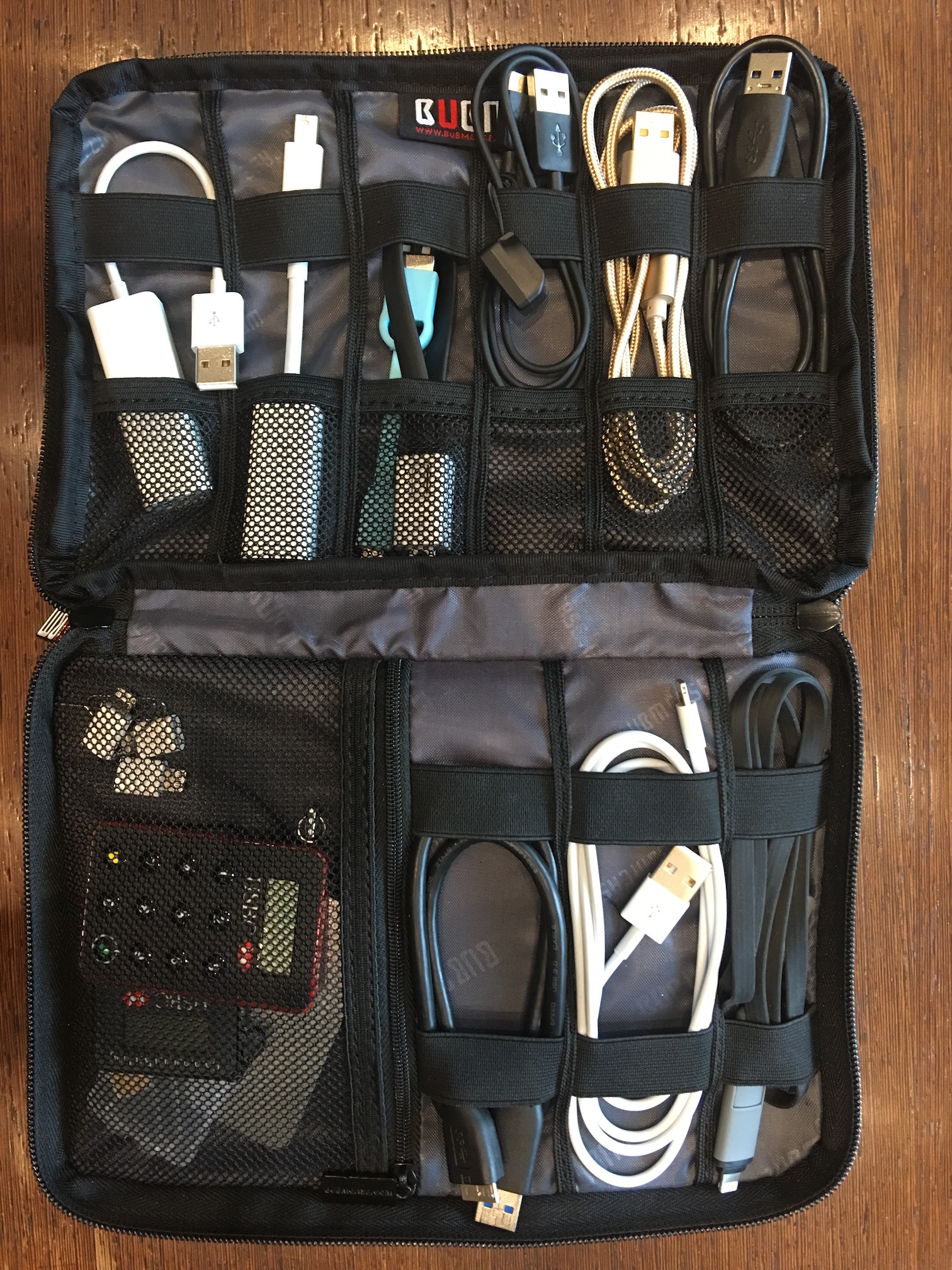 Travel Organizers and Inserts for Bags, Handbags, Suitcases and Car Trunks
