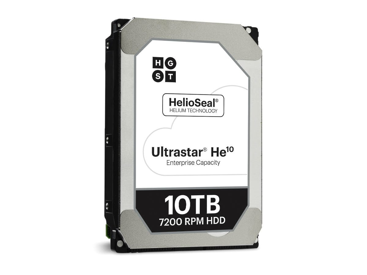 What are the Biggest most Bad Ass Hard Drives that money can buy?