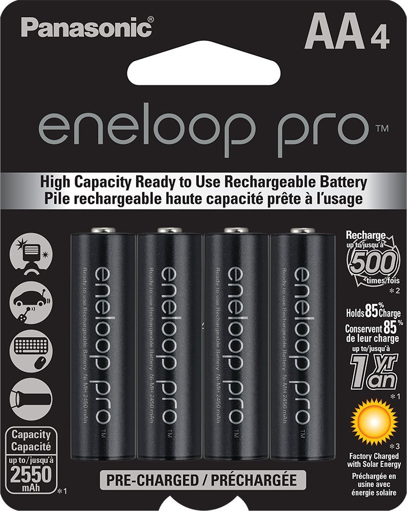 Best Rechargeable Batteries for the Environment